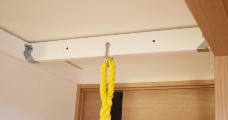 綱登りロープの詳細1