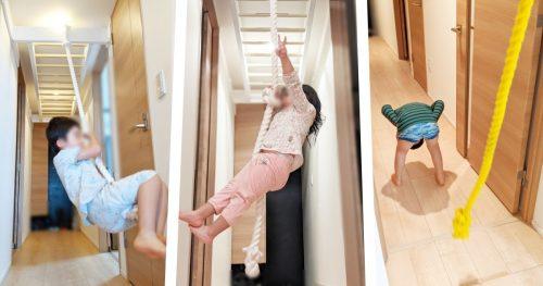 【レビュー編】自宅にロープ垂らしたらブランコより優秀な遊具ができた!登りロープを2年超設置して分か...